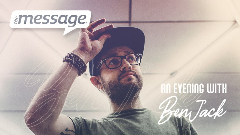An evening with Ben Jack from the Message Trust – Adult Session (6.15pm)