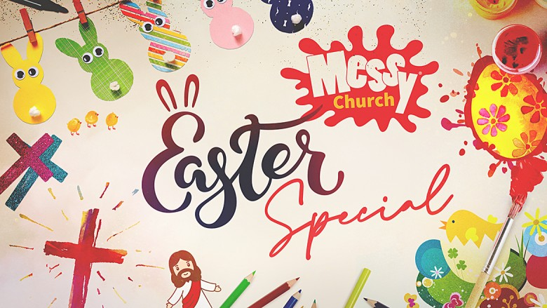 Messy Church Easter Special  (4pm—6pm)